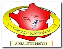 logo circuit national arbalete match
