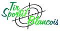 logo tir sportif le blanc