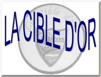 logo cible or issoire