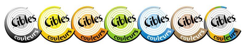 logo cibles couleur
