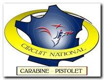 logo circuit national carabine pistolet